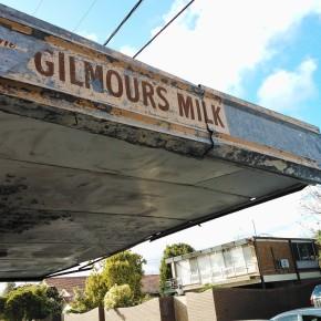 Gilmour's Milk strikesagain.